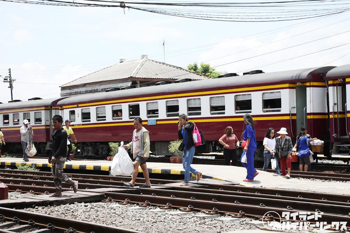 タイ国鉄が18路線の運行再開、2021年9月23日から