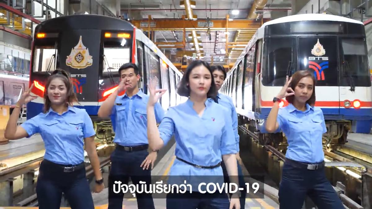 歌って踊って感染防止!新型コロナウイルスのMV「COVID-19_BTS」が人気