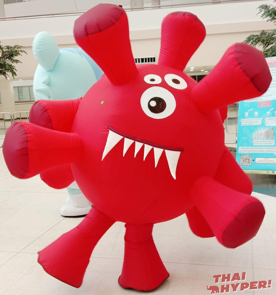 タイから関空に到着の40代男性が新型コロナウイルス陽性