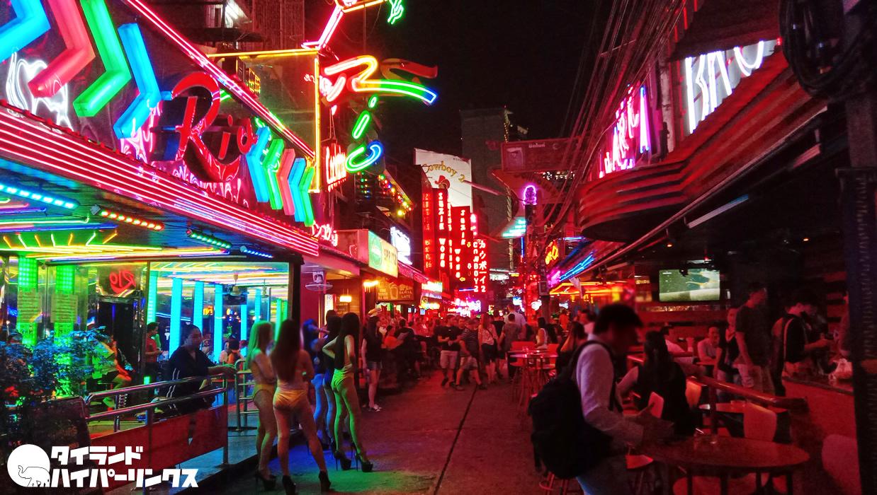 バンコクでの制限緩和、バー・ゲーム場・風俗店等は早くても7月1日以降から