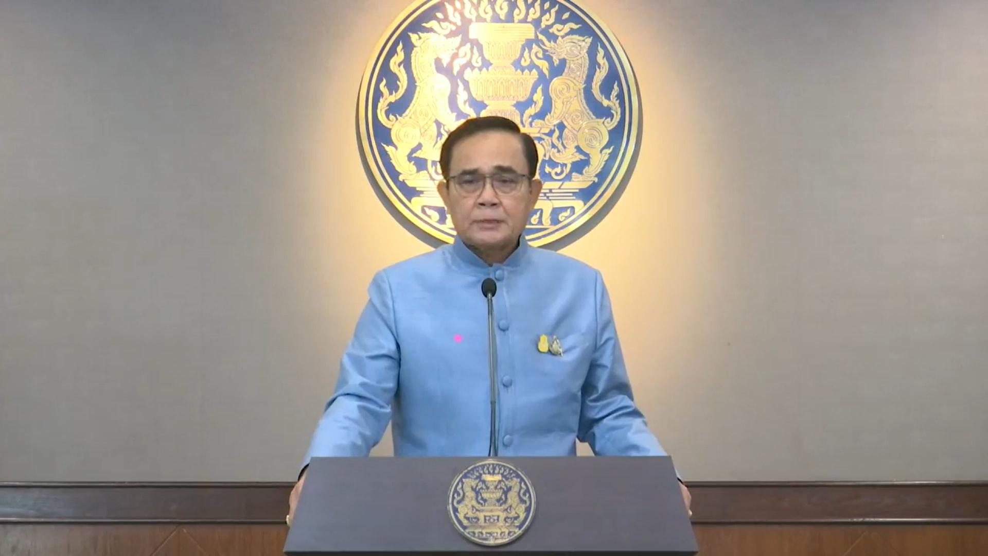 タイ首相、非常事態宣言の1ヶ月延長を発表