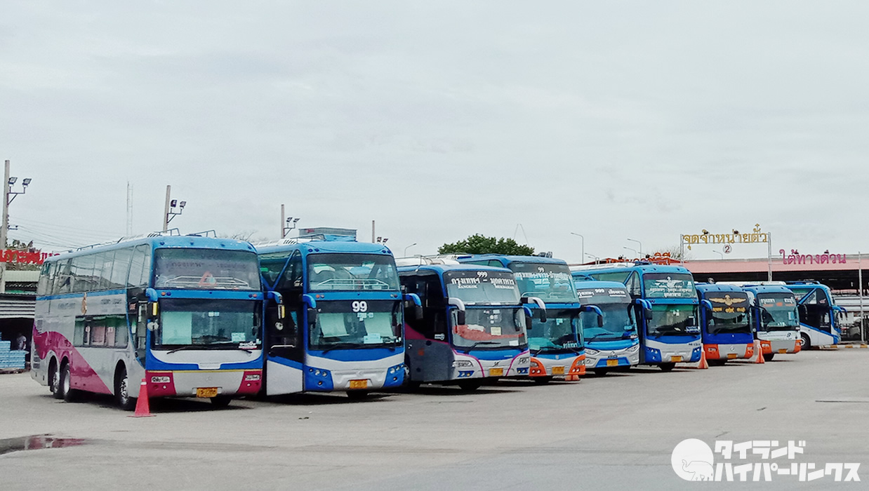 長距離バスが5月18日より運行再開