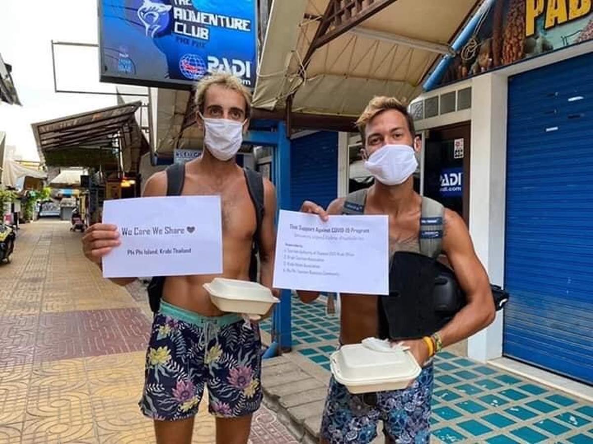 ピピ島に取り残された外国人観光客は274人