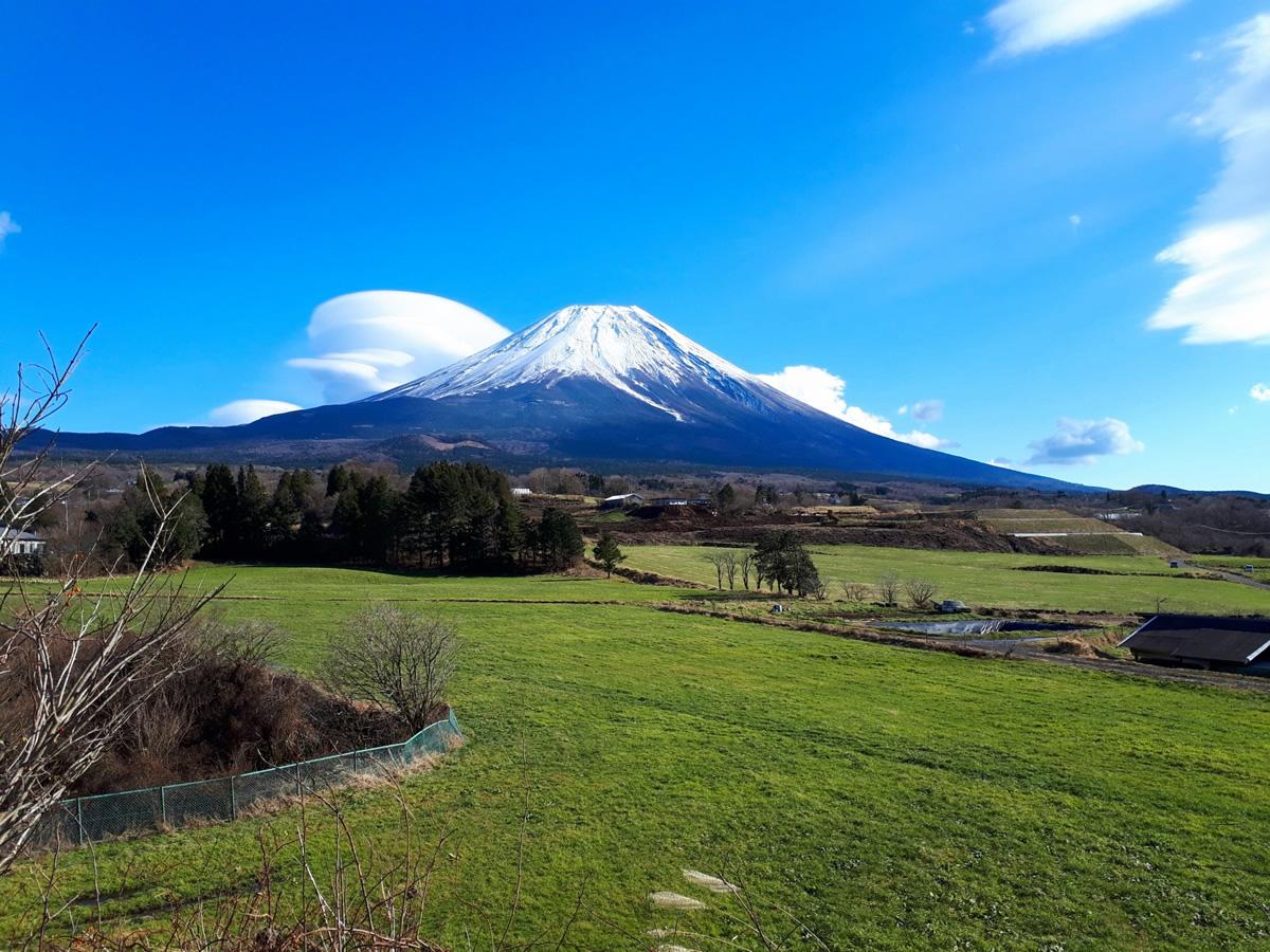やっぱり富士山・白川郷!訪日タイ人の人気観光地ランキング2021<中部編>