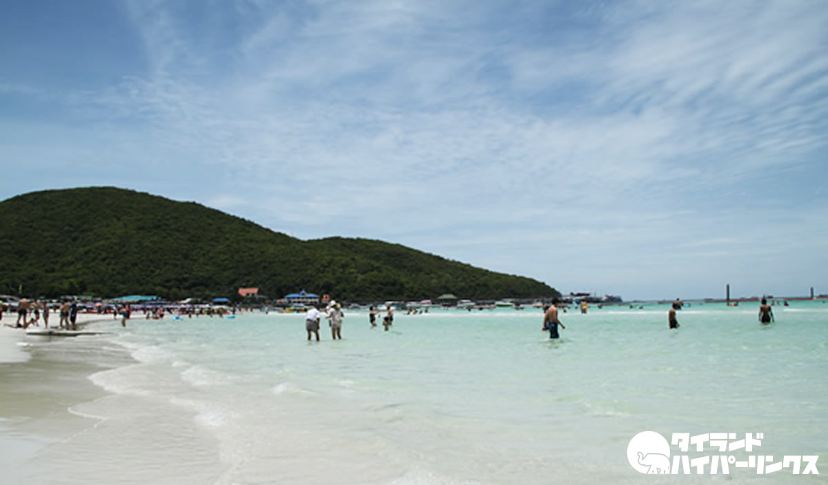 パタヤ沖ラン島が6月1日からオープンへ