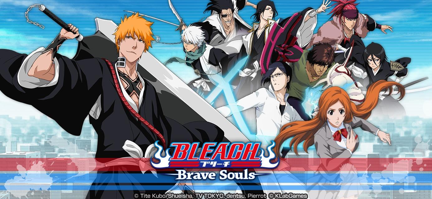 爽快3Dアクションゲーム「BLEACH Brave Souls」がタイ語に対応