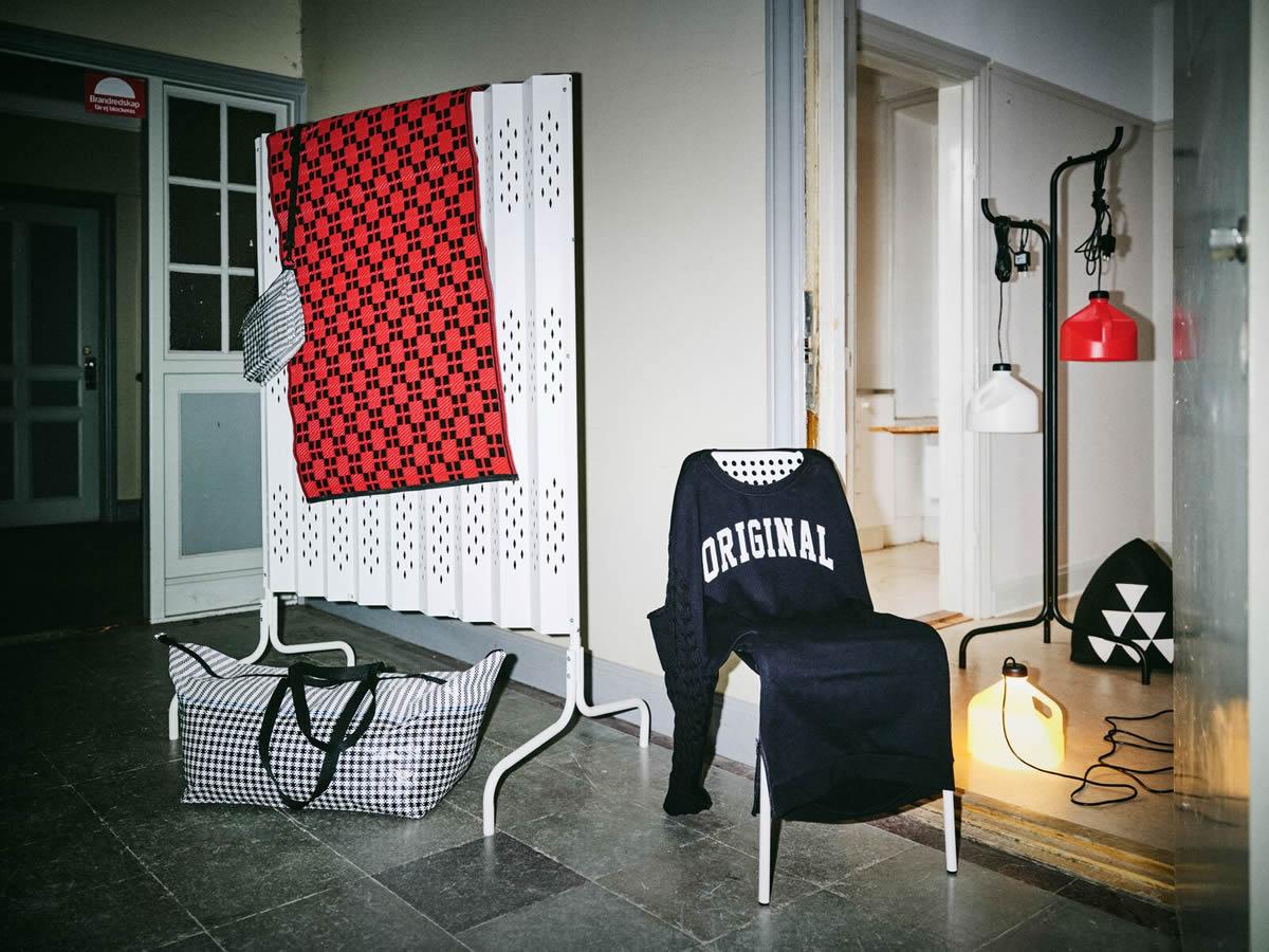 タイ発ファッションブランド「Greyhound Original」×「IKEA」で「SAMMANKOPPLA」