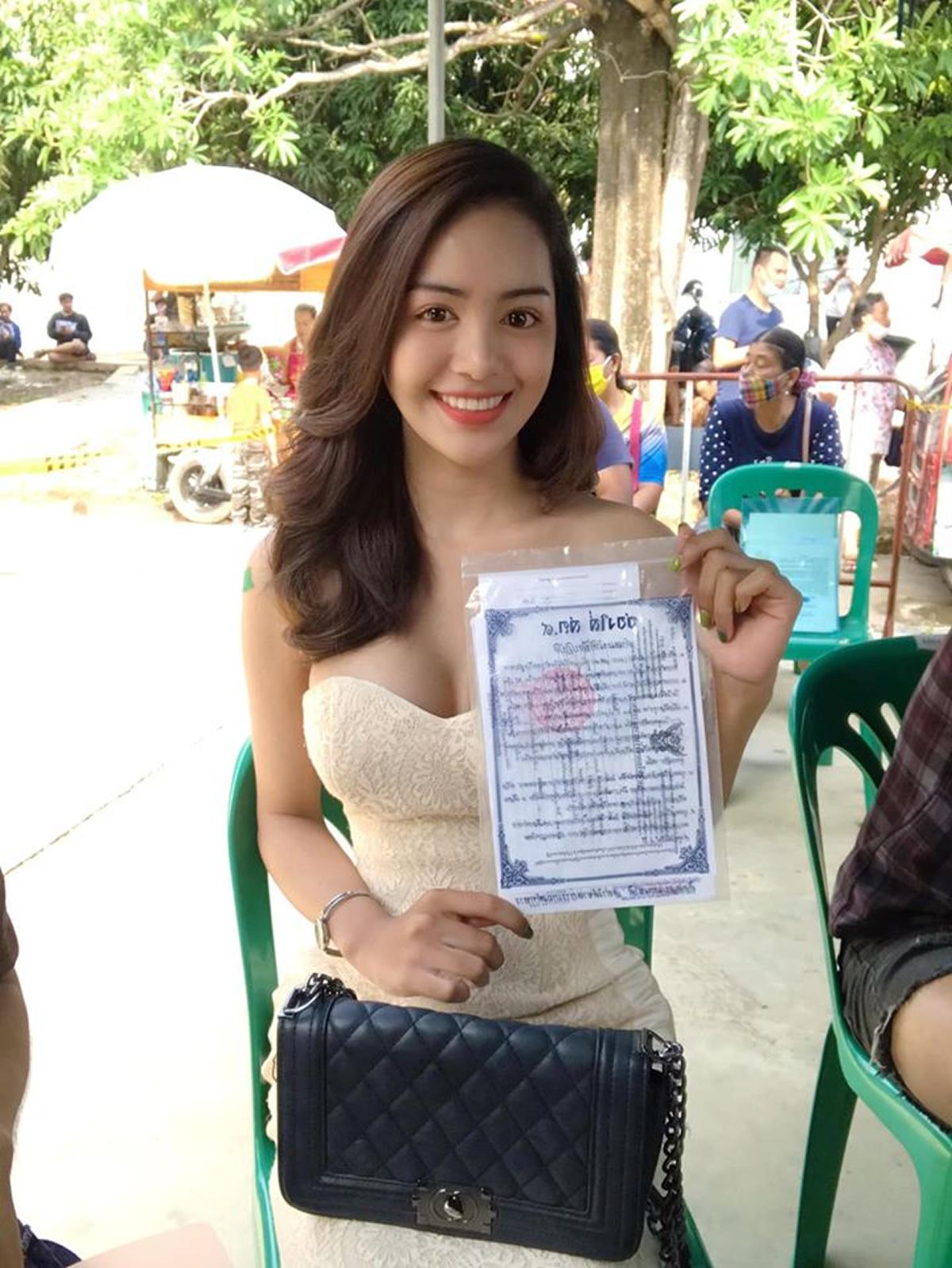 初日からナンバーワン級の美女ニューハーフが不合格~タイの徴兵検査2020がスタート