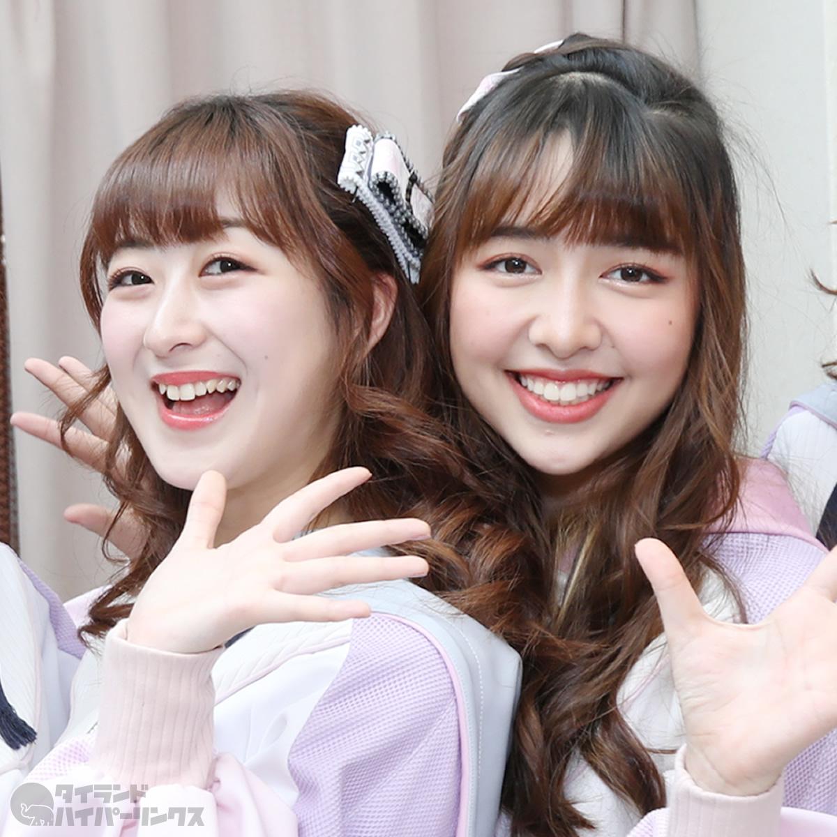 ジェーンBNK48とイズリナCGM48(伊豆田莉奈)がNHKラジオ第一に出演、7月20日朝「三宅民夫のマイあさ!」に
