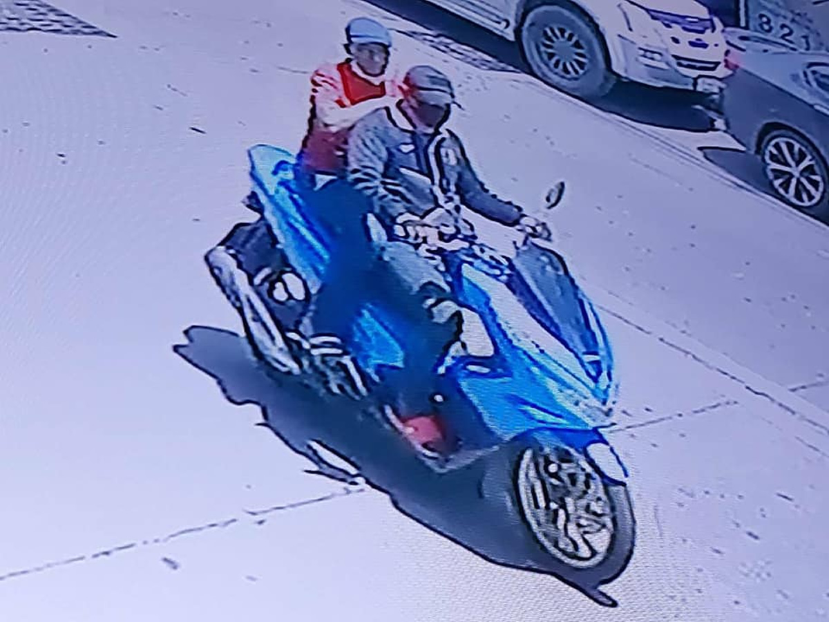 パタヤ白昼バイタク運転手殺人事件、容疑者2人を逮捕