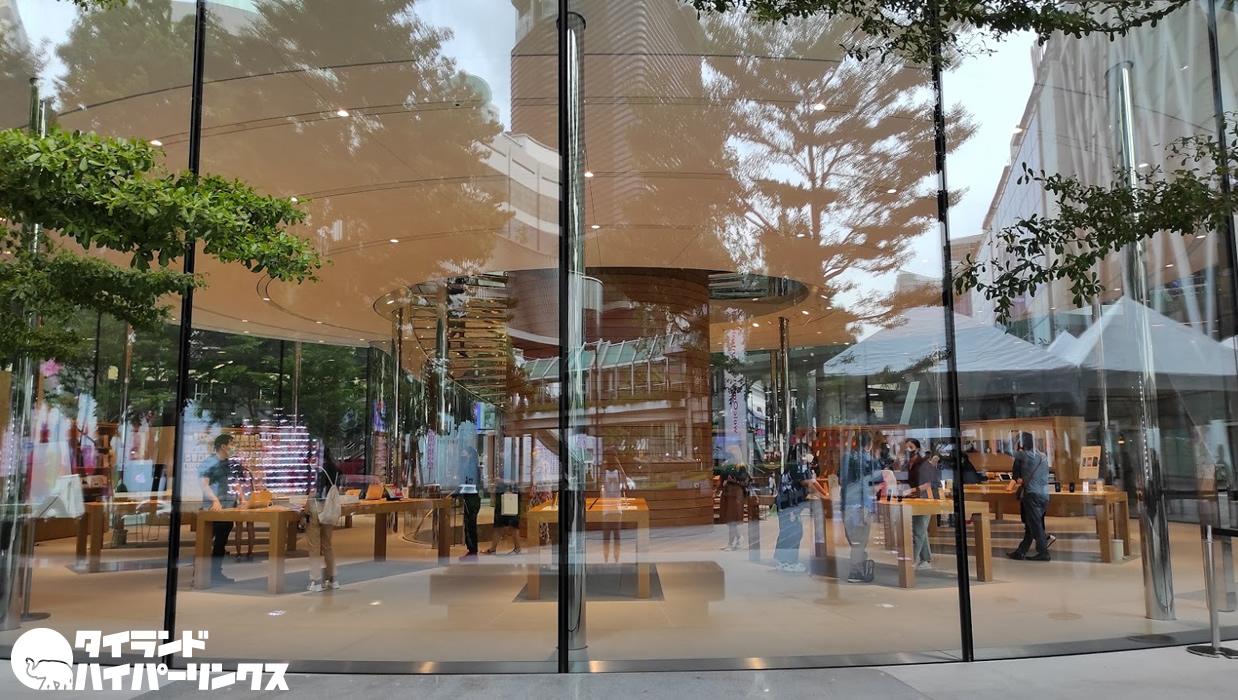 アップルストア「Apple Central World」