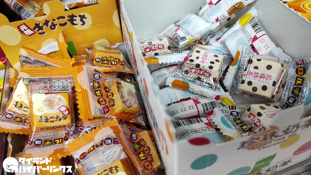 タイで「チロルチョコ」は7バーツ(約24円)