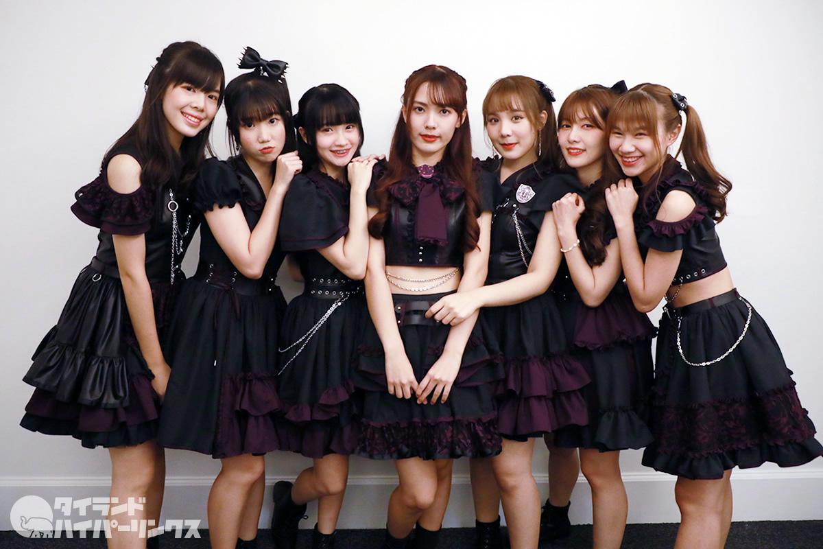 7人組アイドル「Aliszt」がデビュー曲披露