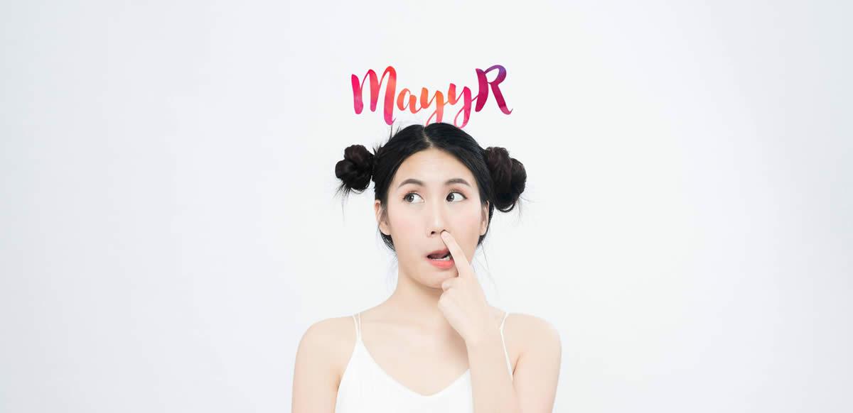 タイの160万人フォロワーのMayyR、ライフスタイルウェアブランド「11AM」がローンチ