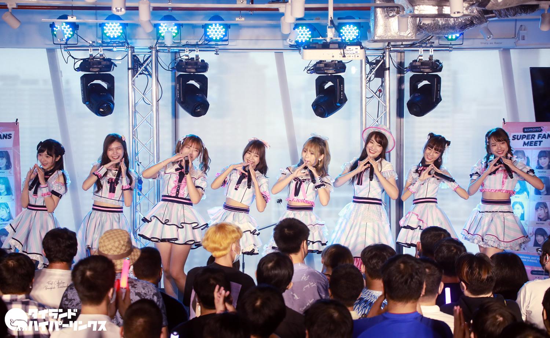 SUMOMOのファンミは9分で完売!「シダレヤナギ」も初披露