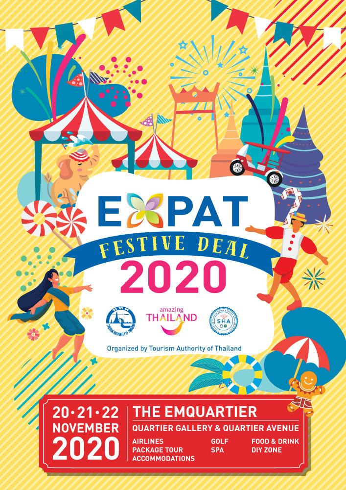 EXPAT FESTIVE DEALS 2020
