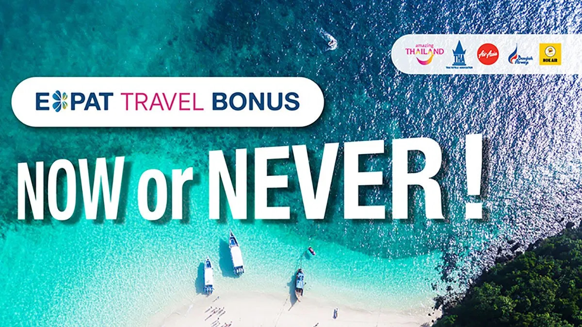 Expat Travel Bonus