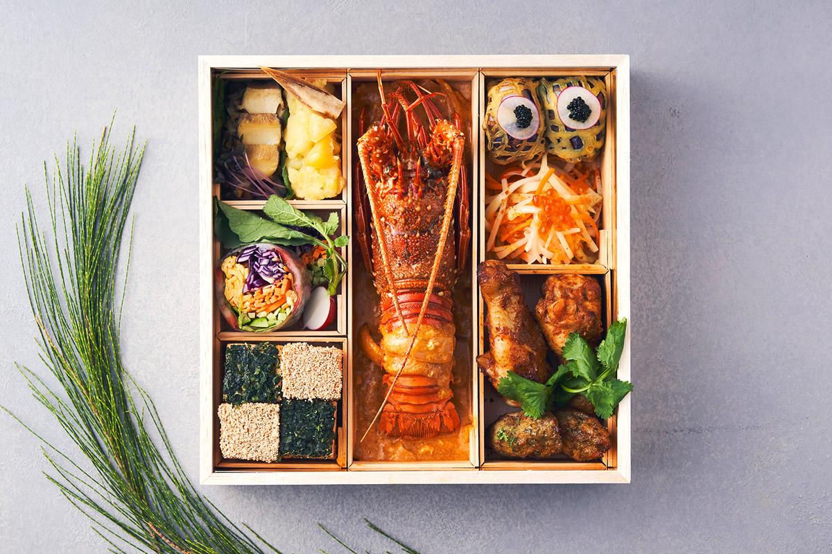 正月は日本でタイ気分、タイ料理風味おせち
