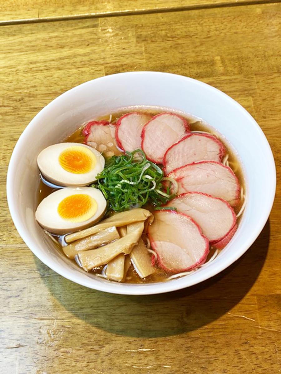 煮卵元町ラーメン880