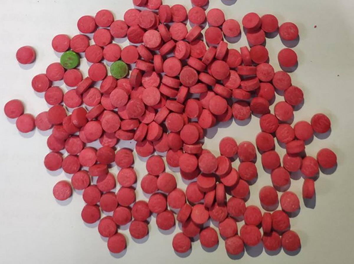 覚せい剤の運び屋となった妊婦を逮捕、夫は薬物犯罪で服役中