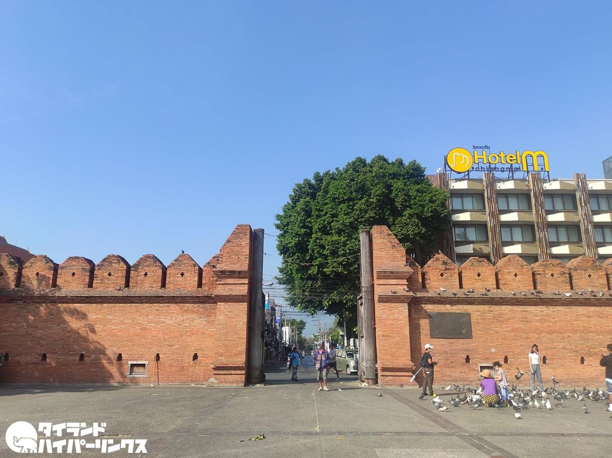 チェンマイで4月26日より一部施設を閉鎖