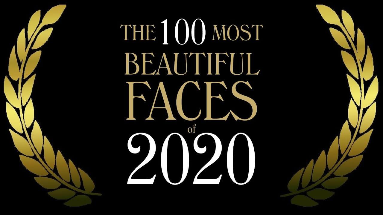 最も 世界 100 で 美しい 顔