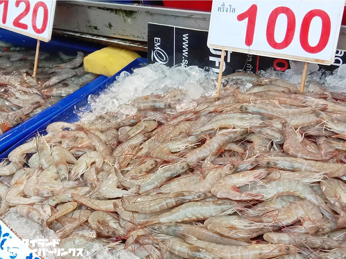 海産物市場クラスター余波はバンコクへ、 エビを仕入れに通った女性が感染