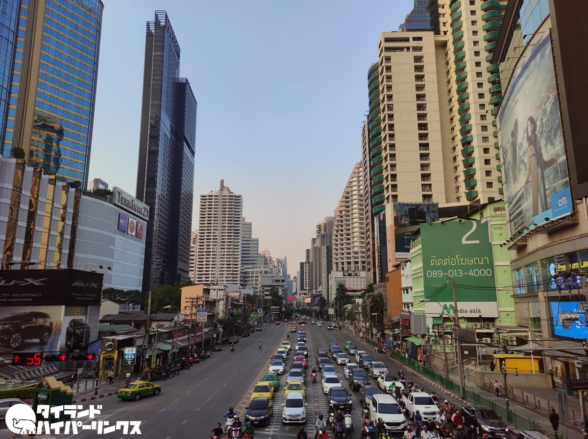 新型コロナ「最高度厳格管理地域」のバンコク都が告示