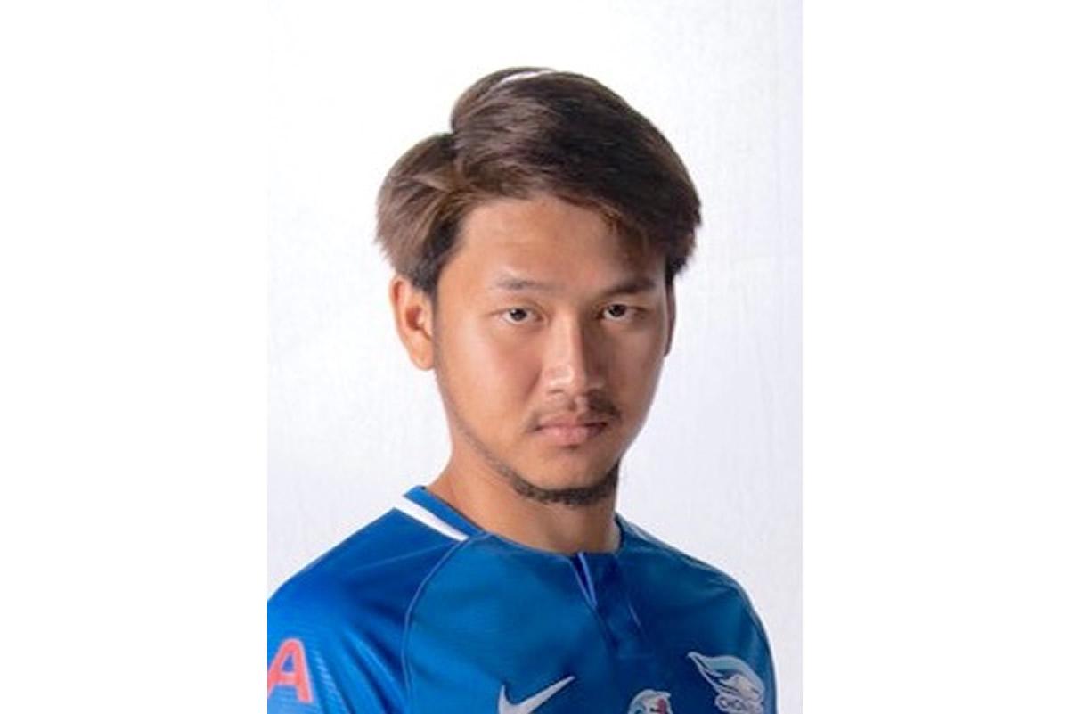 FC琉球にタイ出身シティチョーク・パソ選手の期限付移籍加入内定