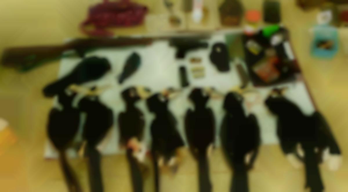 タイ西部カンチャナブリの森で野鳥を撃った兵士を逮捕、薬物使用も