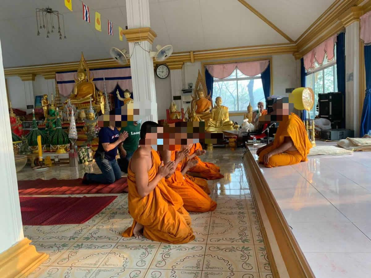 僧侶4人が薬物使用で逮捕、住職が通報
