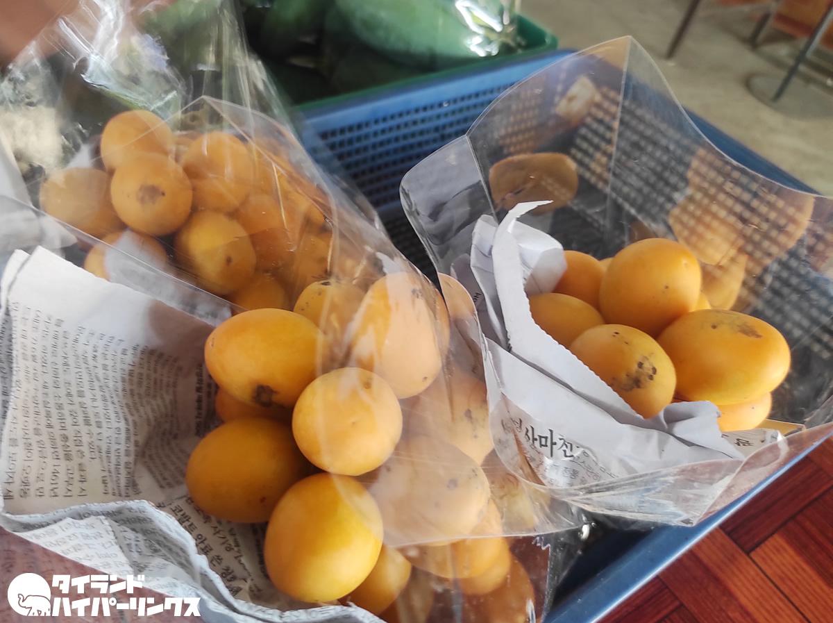 「マプラーン」はマンゴー&桃の風味の絶品南国フルーツ!「マヨンチッド」との違いは?