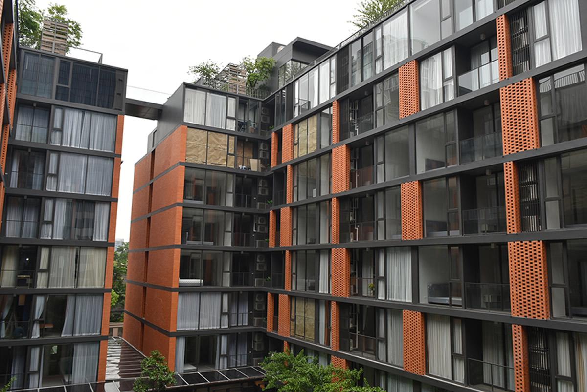 エカマイの閑静な住宅街に新築された「Quintara Treehaus 42」は実にコスパ良し!!