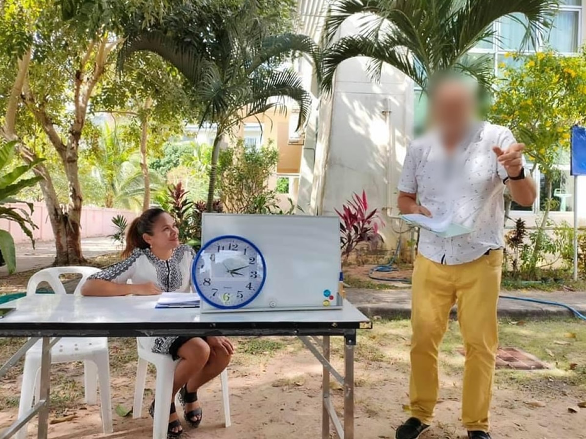 サムイ島で飲酒運転外国人に英語教師の刑