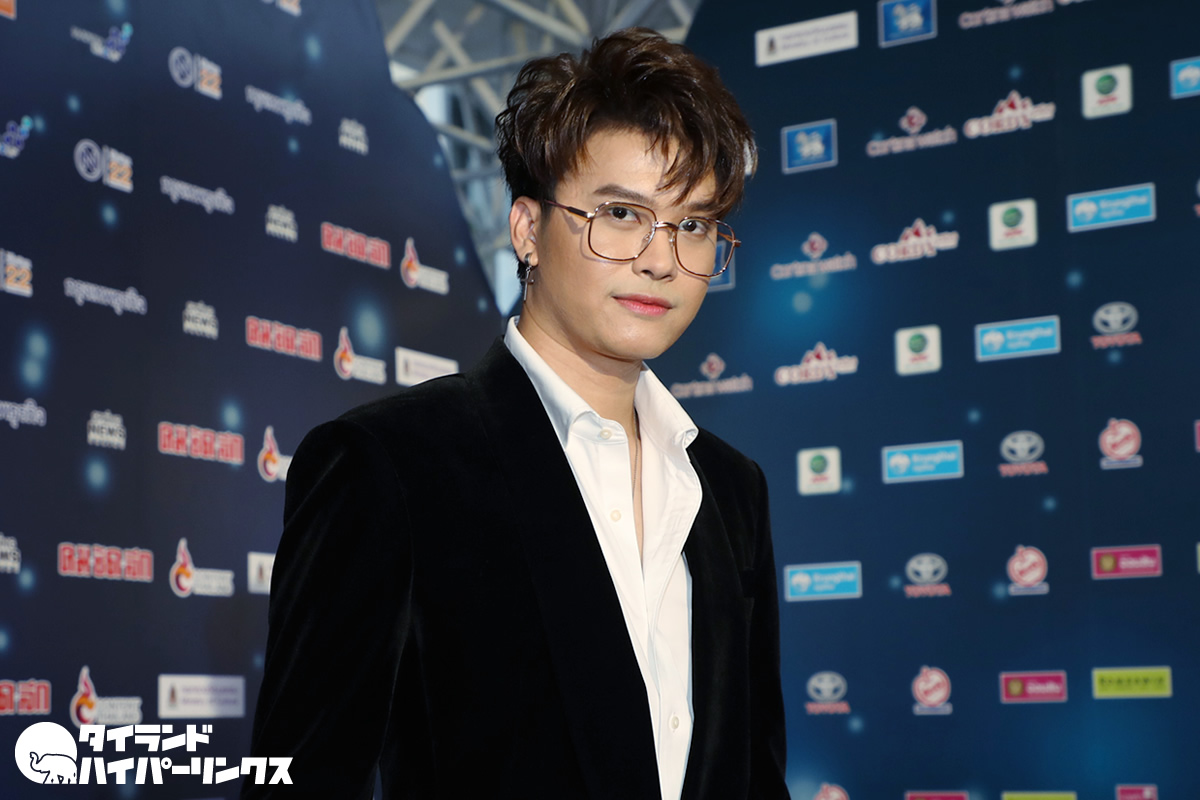 タイ人歌手ノン=タノン チャムローンが新型コロナに感染