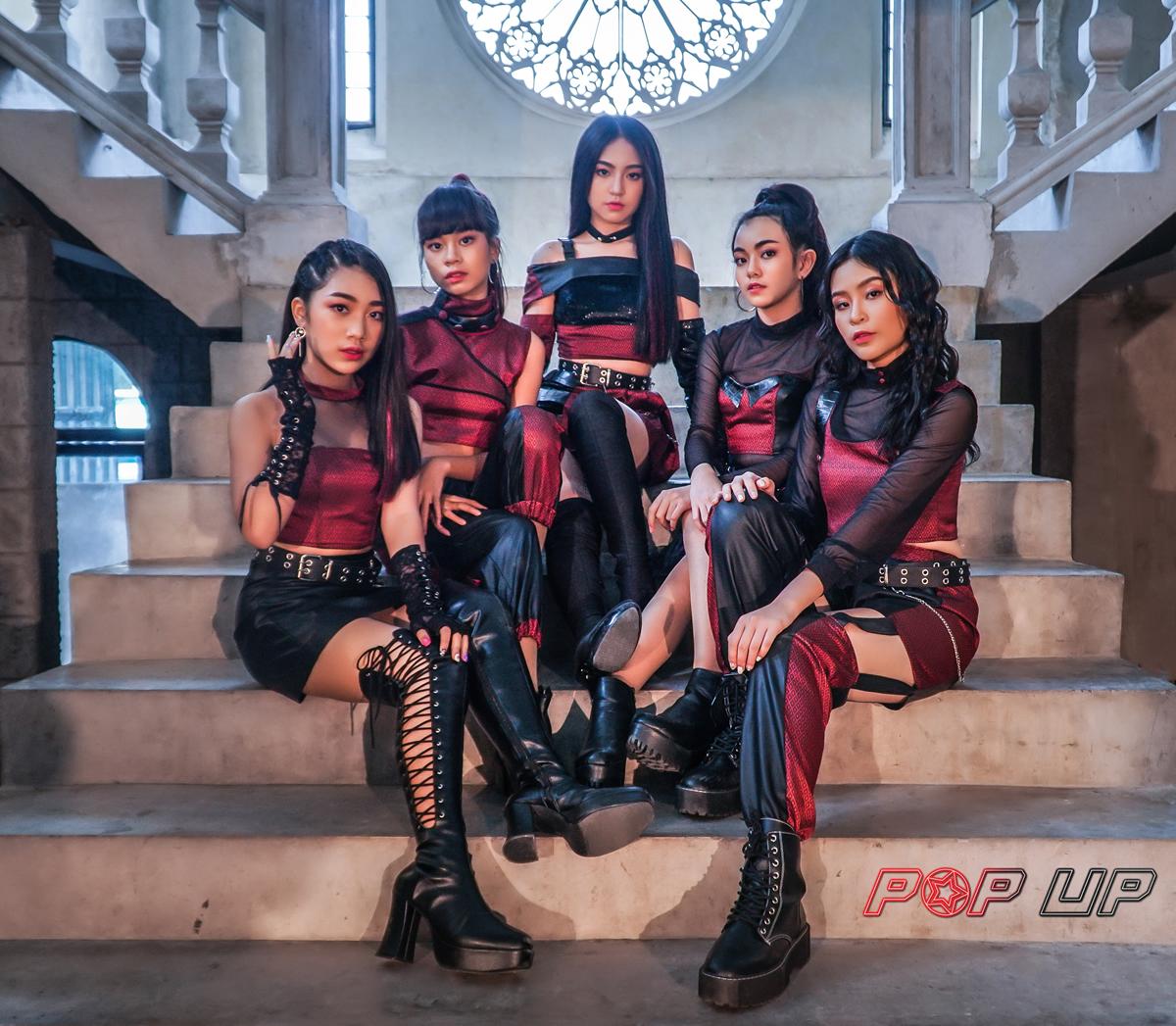 POPUP:カイムックCNY率いるT-popアイドルグループがデビュー