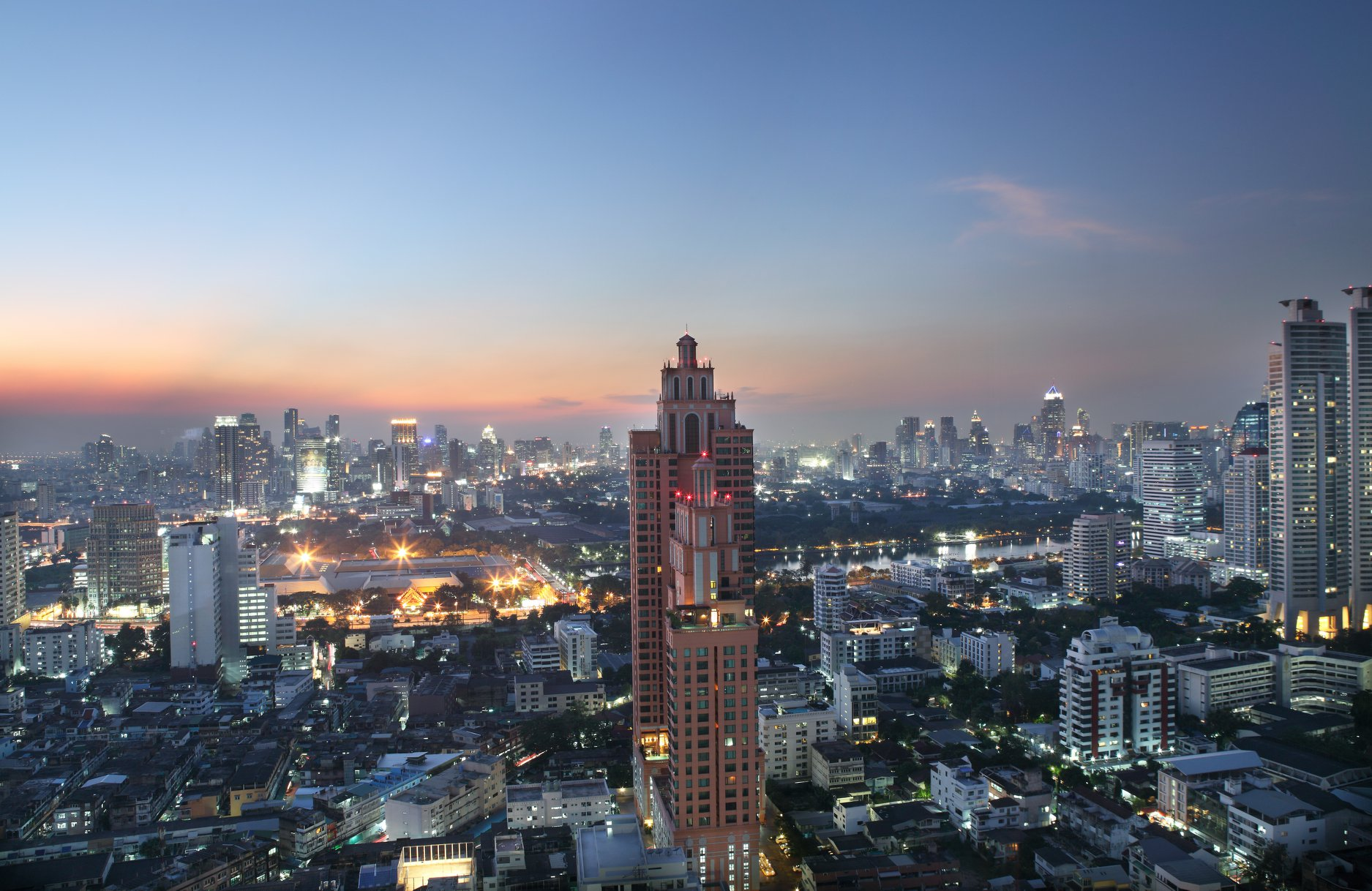 タイのホテルベスト10は?「2021 トラベラーズチョイス ベスト・オブ・ザ・ベスト ホテル」