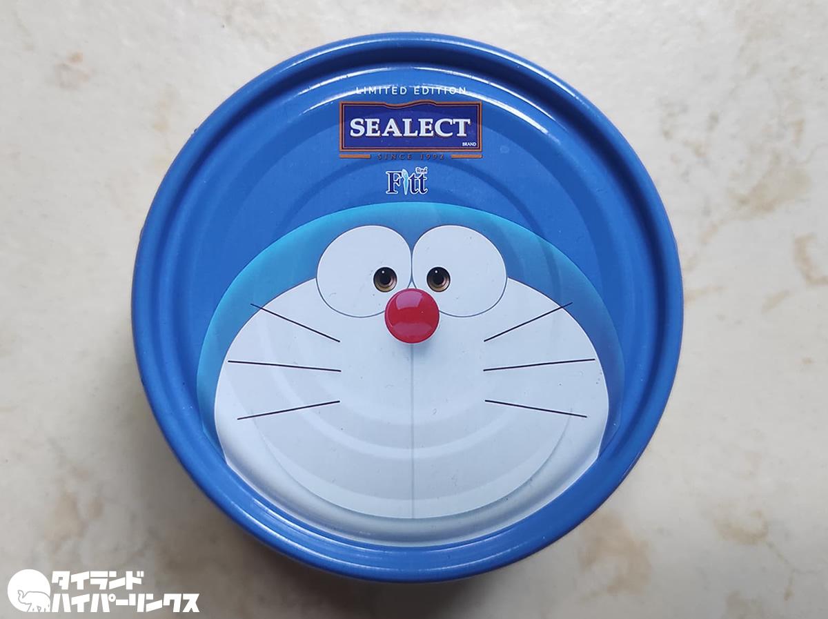 「ドラえもん」のツナ缶は限定版、のび太くん缶&しずかちゃん缶も
