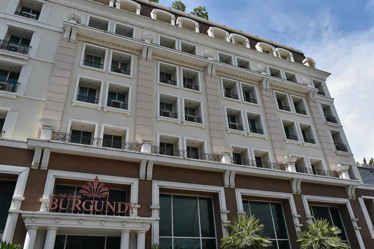 バンコク・トンローの洋風サービスアパート「Burgundy Place」はコスパ最高!