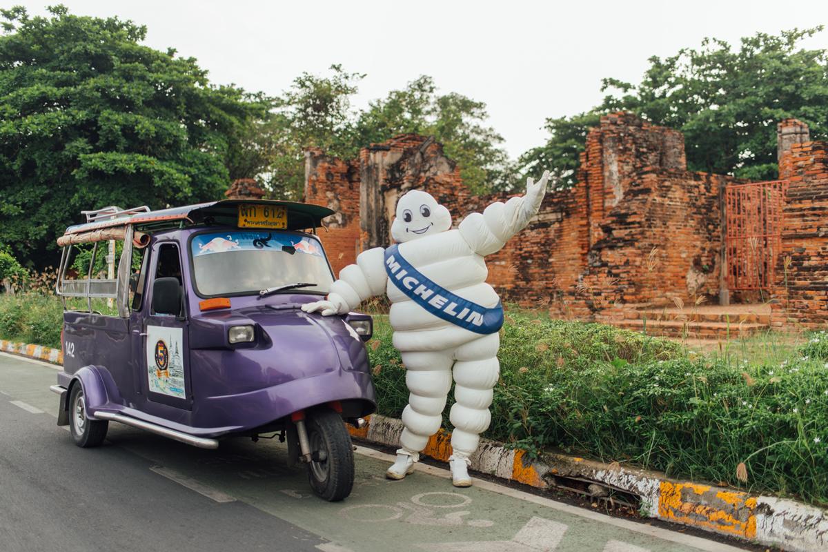 タイ版「ミシュランガイド」にアユタヤが第5の都市として選出