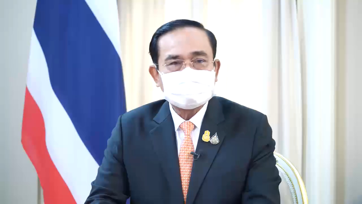 タイ首相、120日以内の再開国を宣言