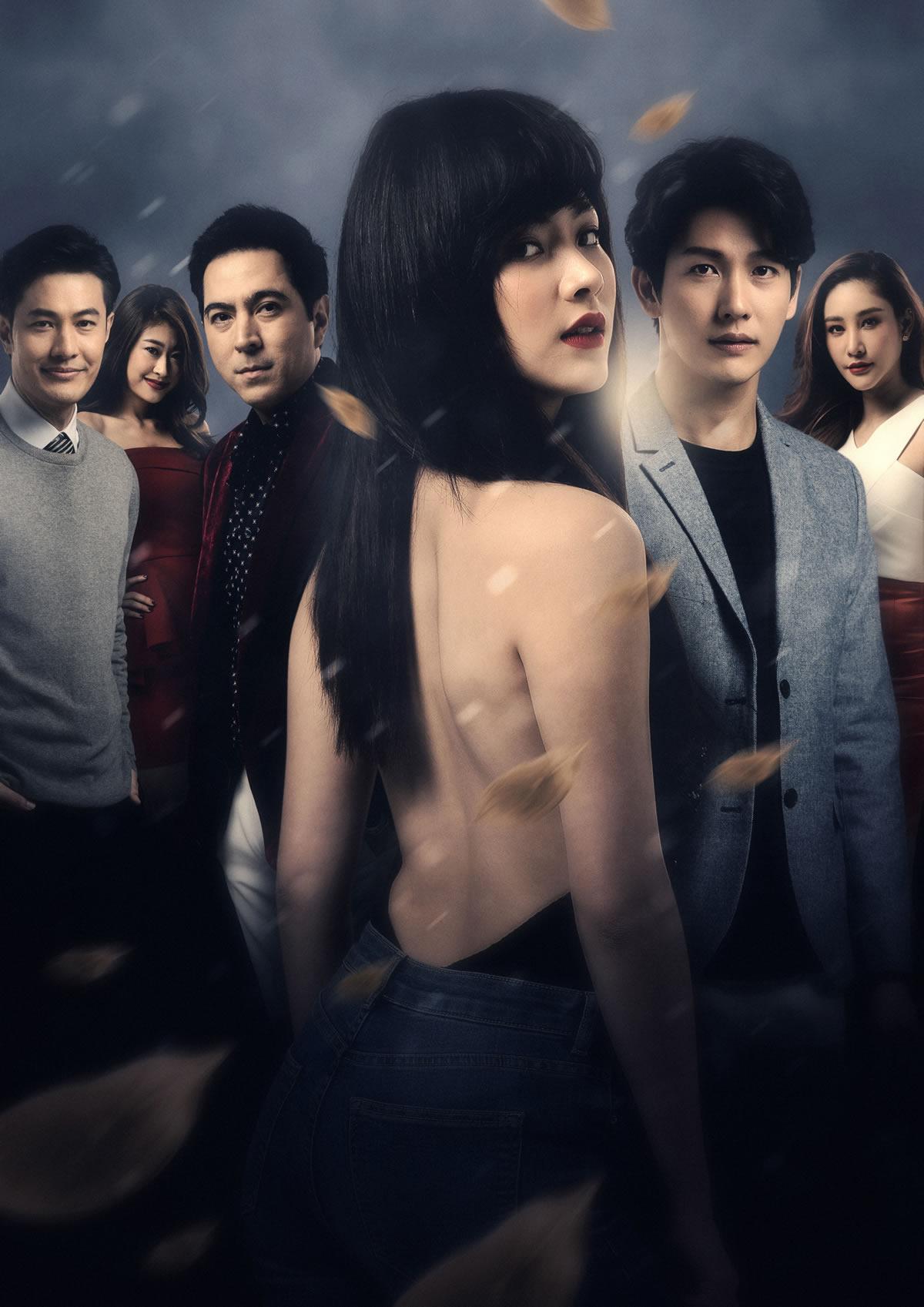 タイドラマ「ニラの復讐~美貌に隠された秘密~」がLaLa TVで日本初放送