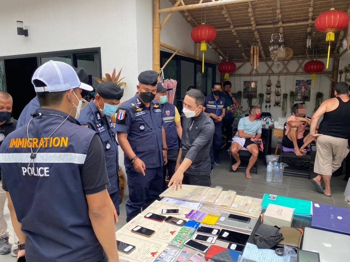 パンガン島とプーケットでドイツ人麻薬密売組織リーダーら逮捕