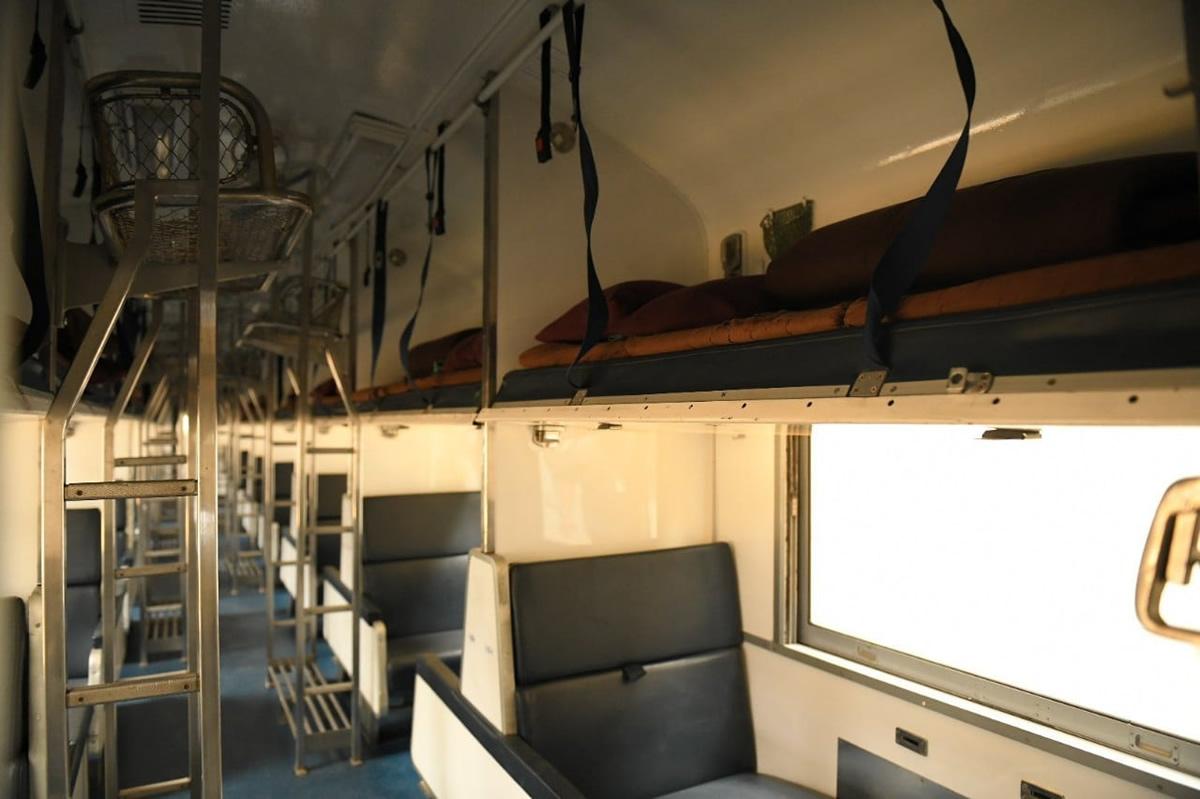 病院列車!バンコクで鉄道車両を新型コロナ用仮設病院に利用へ