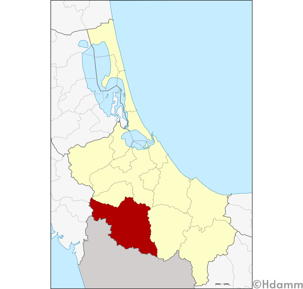 マレーシア人を迎える「ダンノック・サンドボックス」を計画