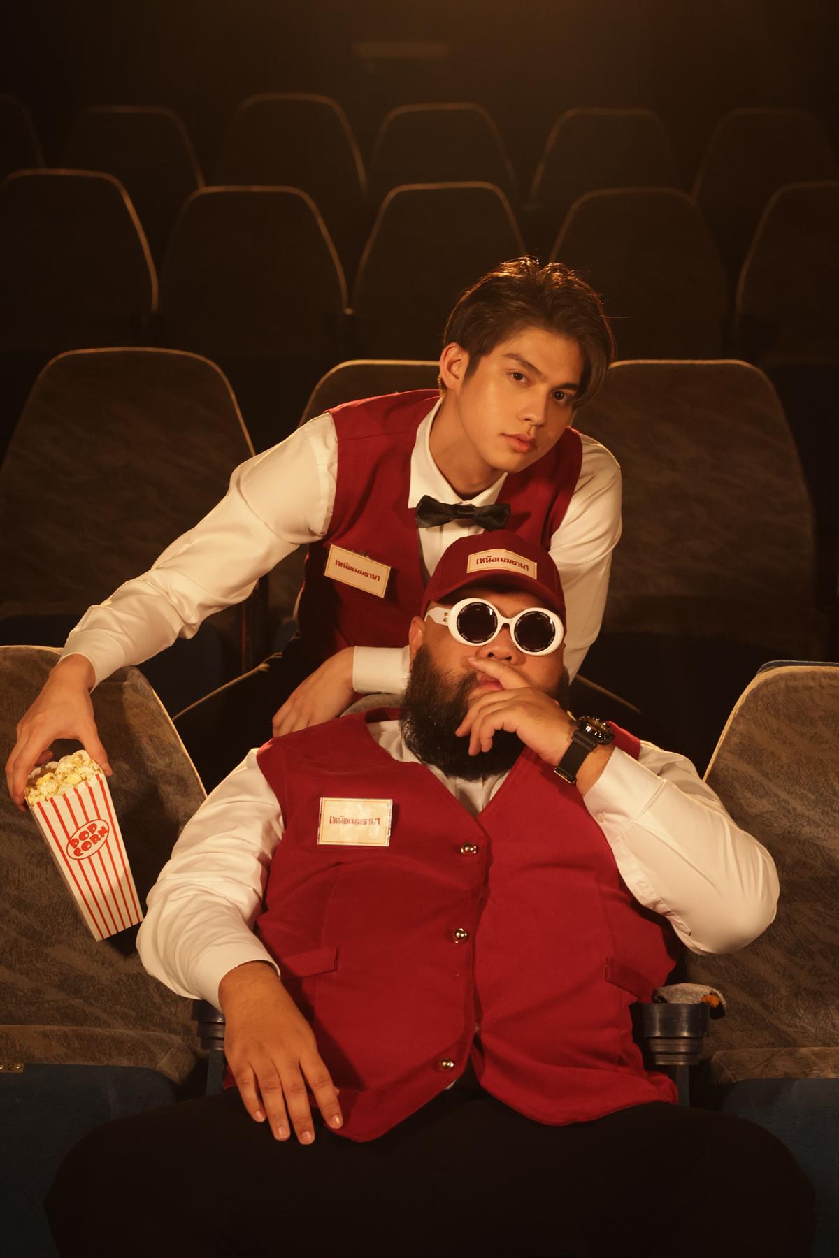ブライト・ワチラウィット×ファッキン・ヒーロー『Sad Movie』、 アジアドラマチックTVで日本初放送