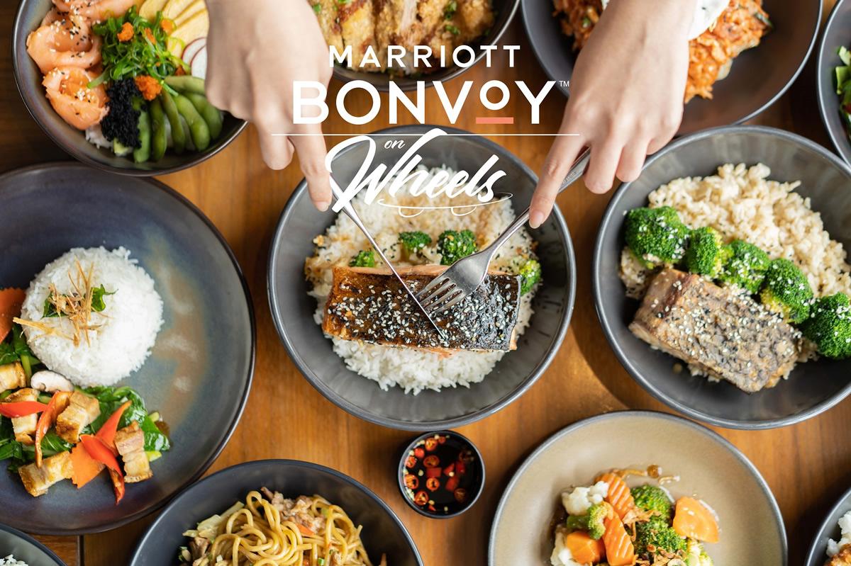 マリオット系列「アロフト バンコク スクンビット 11」で料理デリバリー開始