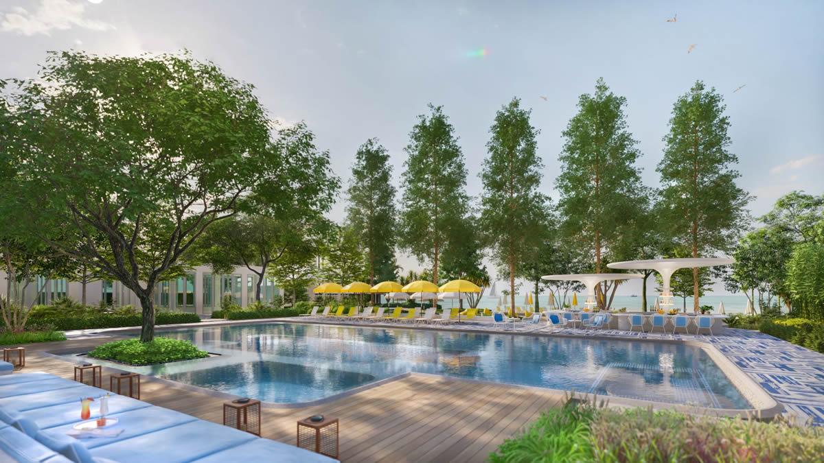 ホテルブランド「ザ・スタンダード」、ホアヒンとバンコクで開業