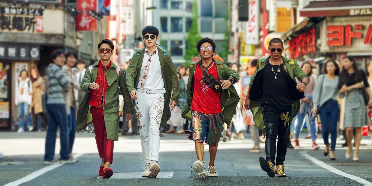 タイ人探偵にトニー・ジャー!「唐人街探偵 東京MISSION」 Blu-ray&DVDリリース日が決定