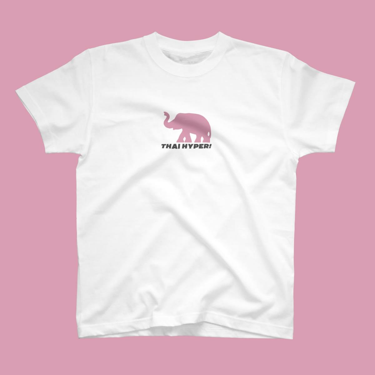タイランドハイパーリンクスTシャツ